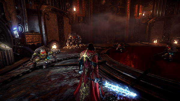 Castlevania Lords Of Shadow 2 - Screenshot 3