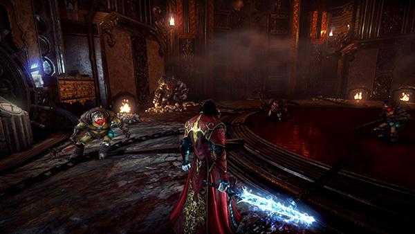 Castlevania Lords Of Shadow 2 - Screenshot 3