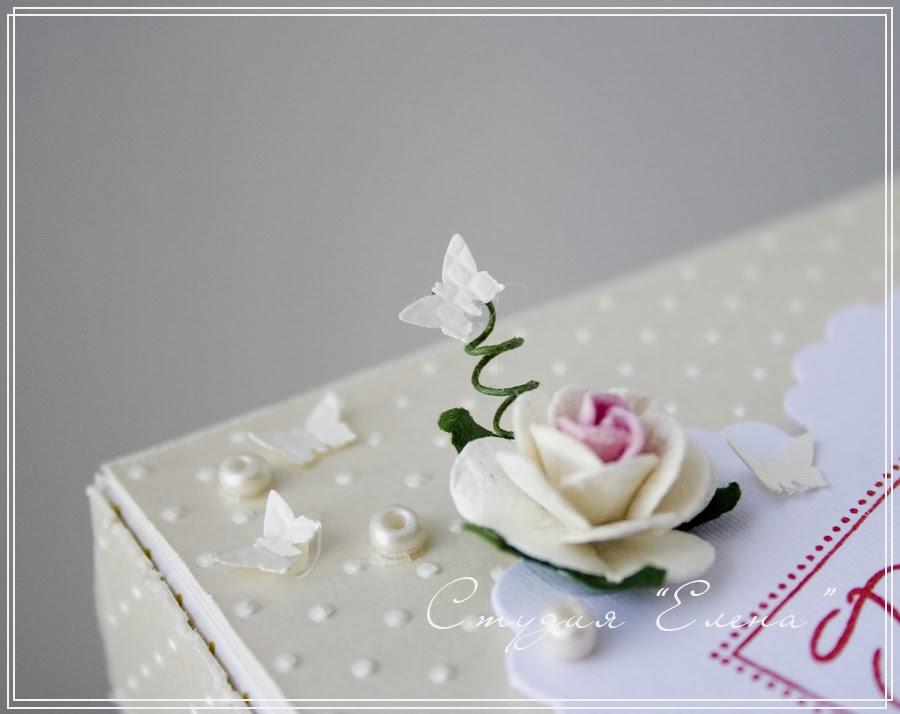 Коробочка для конфет - для любимого человека - www.oformim-vse.by
