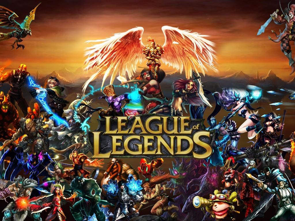 ... permitido y aceptado desear jugar al videojuego 'league of legends