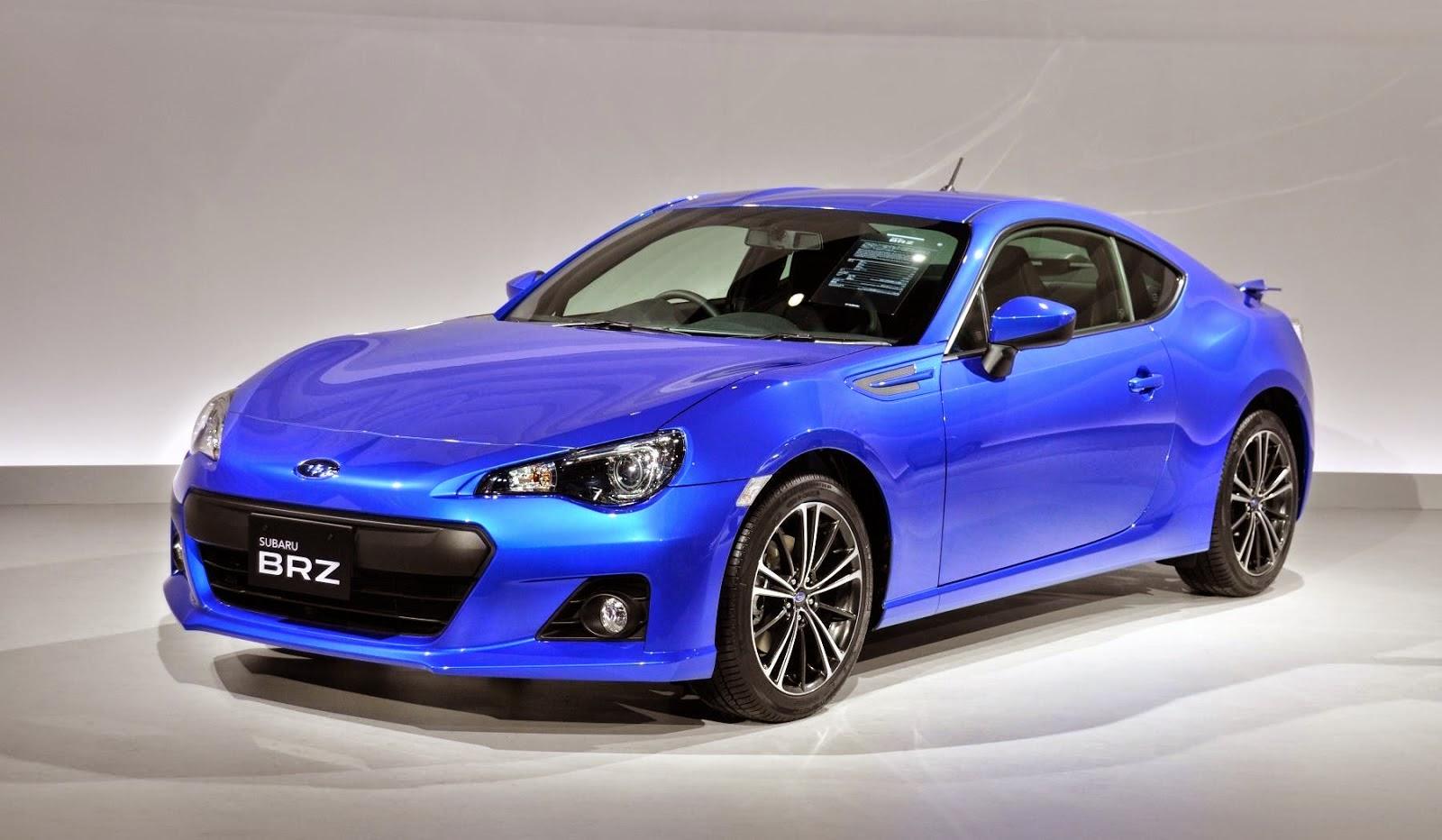 2016 Subaru BRZ Price