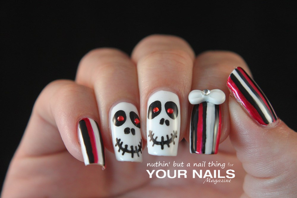 nuthin\' but a nail thing: October 2014