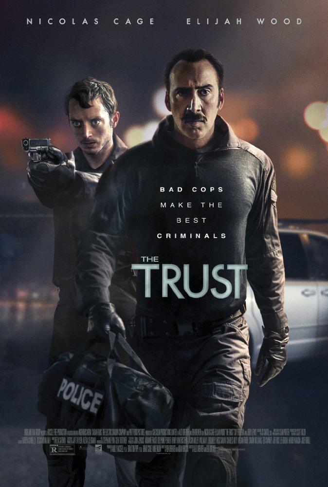 Nonton The Trust (2016)