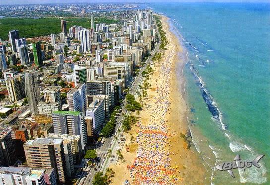 vista de Boa Viagem playa