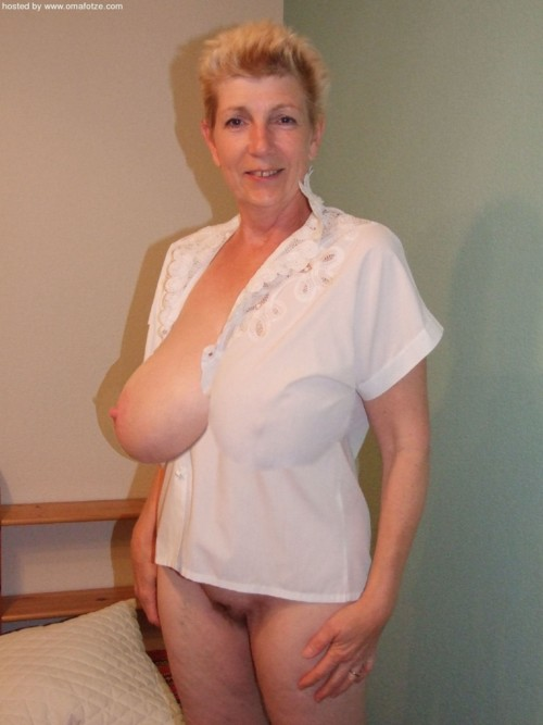 Big Busted Granny 3