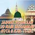 Jadwal Perayaan Maulid Akbar Nabi Muhammad Wilayah Tegal Kab-Kota