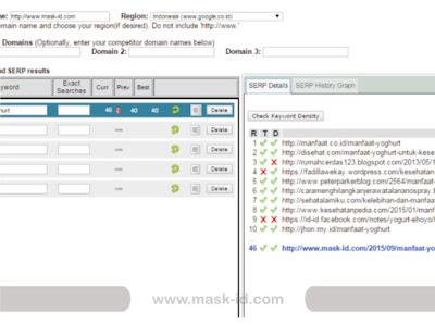 Mencari backlink dengan berkomentar di Comluv Blog | Mask-ID