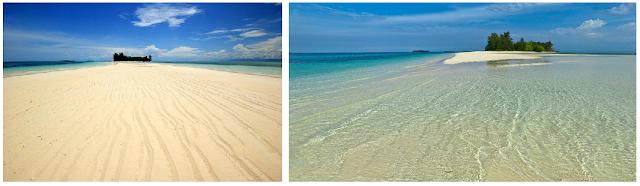 Pulau Dodola - Wisata Pulau Morotai yang Eksotis