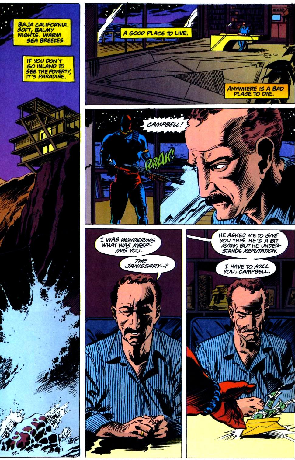 Deathstroke (1991) Issue #23 #28 - English 21
