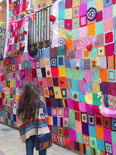 Ganchillo Urban Knitting Zaragoza Calle Libertad Manualidades de ganchillo