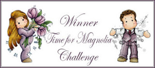 Time For Magnolia Christmas Challenge #104 - Stars