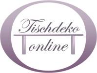 Tischdekoration, Raumdeko, Wohndeko und Accessoires für Ihr Event bei tischdeko-online.de