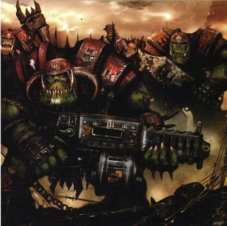 Battle Report: Imperial Guard vs Orks