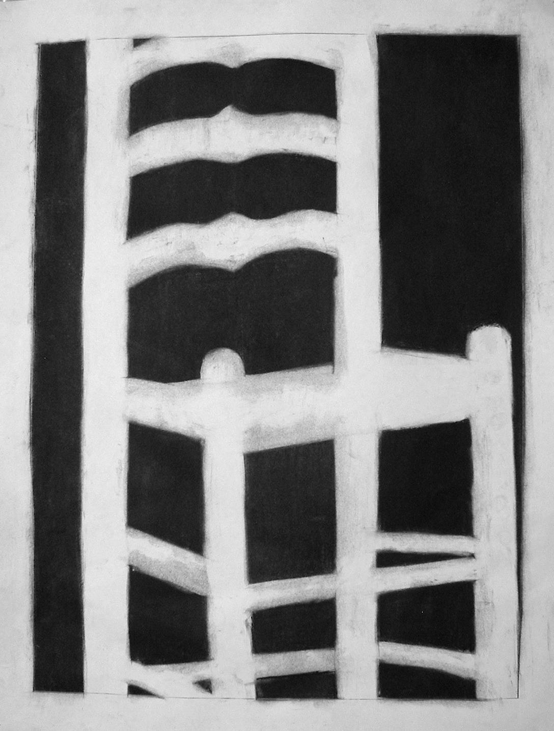 wa digital drawing negative space drawing