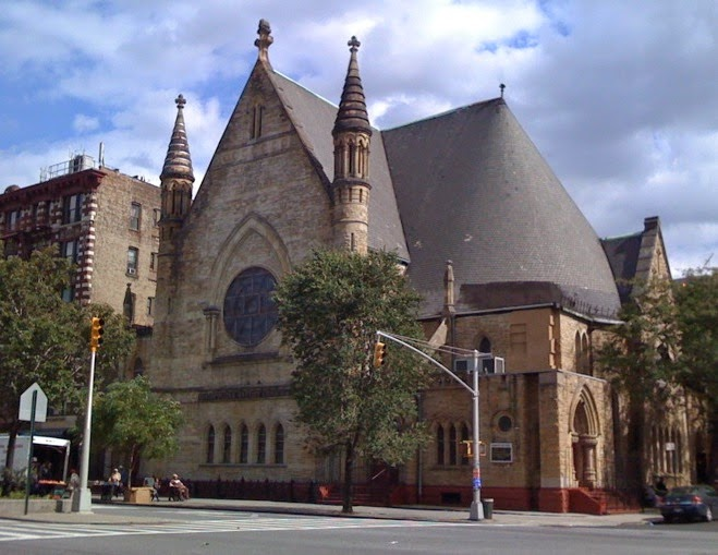 Metropolitan Baptist Church Nova York