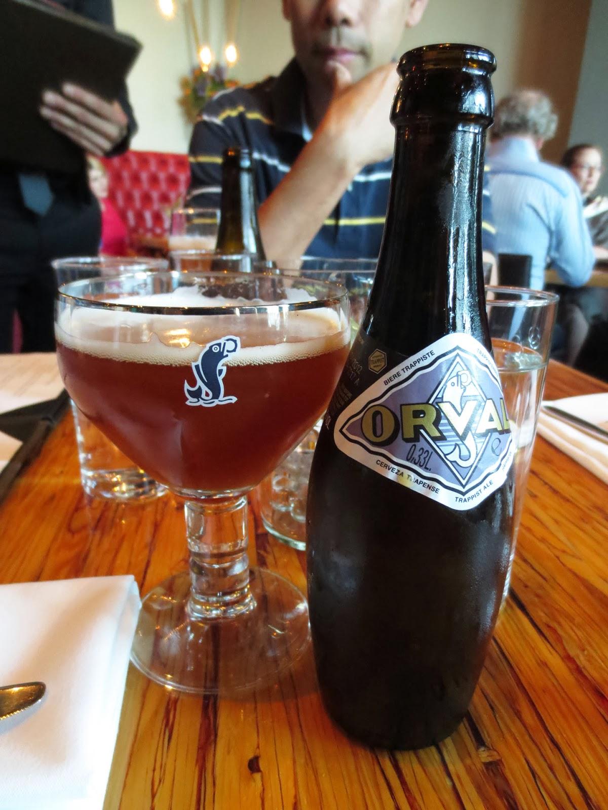 Orval Belgium Beer