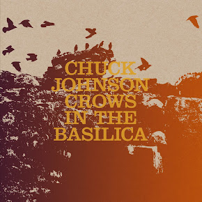 chuck johnson — crows in the basilica