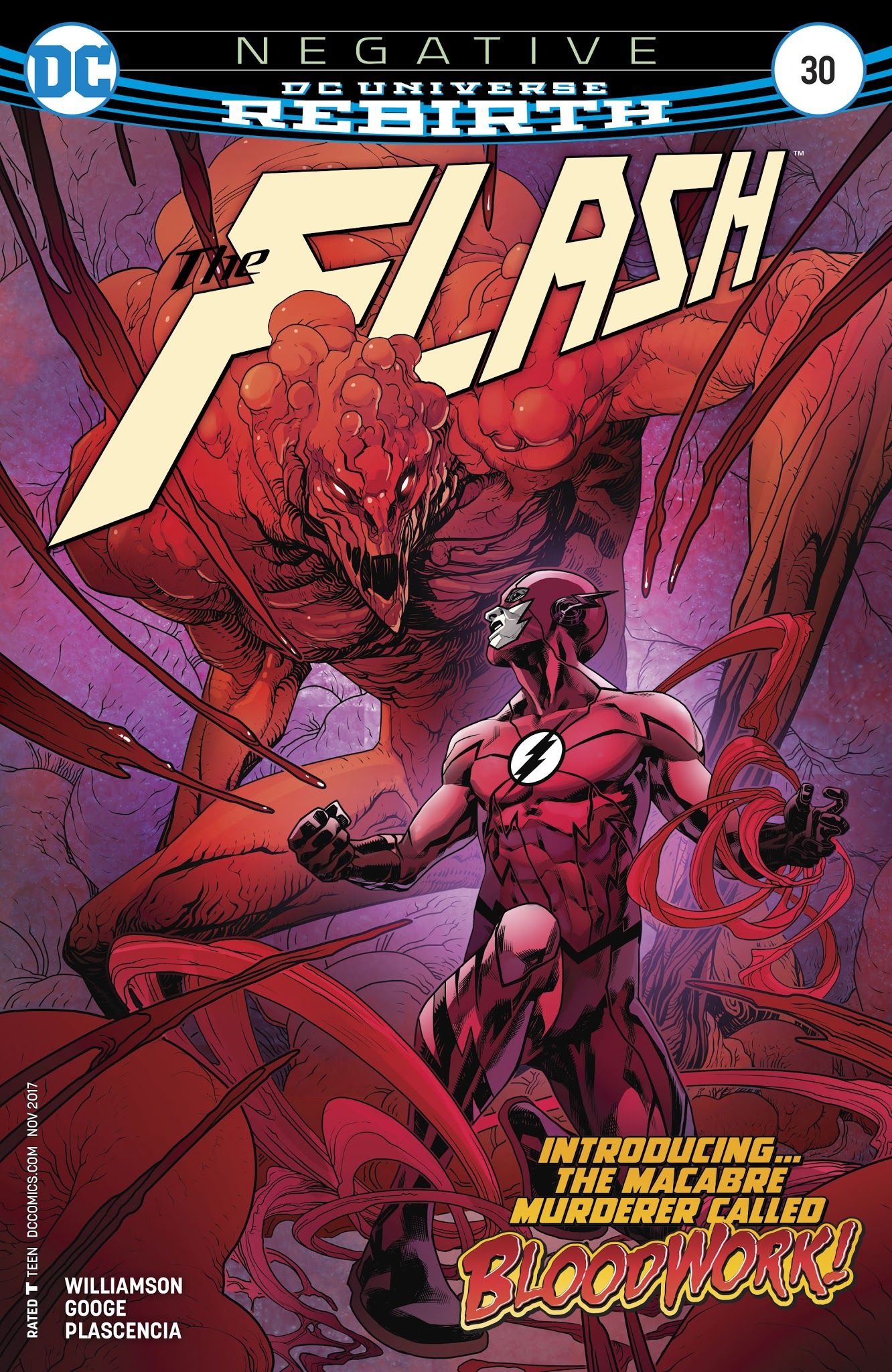 The Flash (2016) issue 30 - Page 1