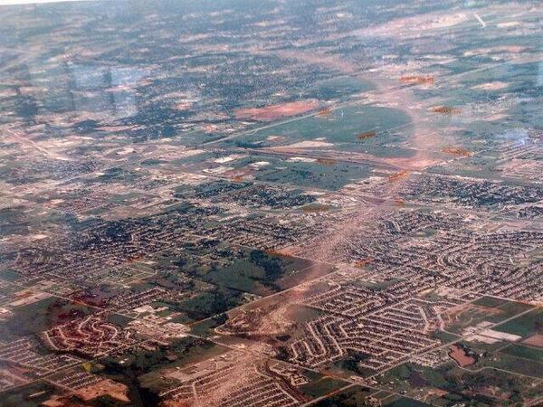 Twilight Language The Mystery Meridian S Tornado Deaths