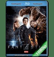 LOS CUATRO FANTÁSTICOS (2015) FULL 1080P HD MKV ESPAÑOL LATINO 5.1