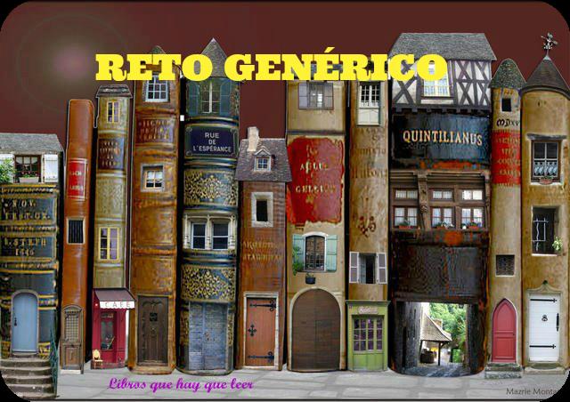 RETO GENÉRICO. 2019.