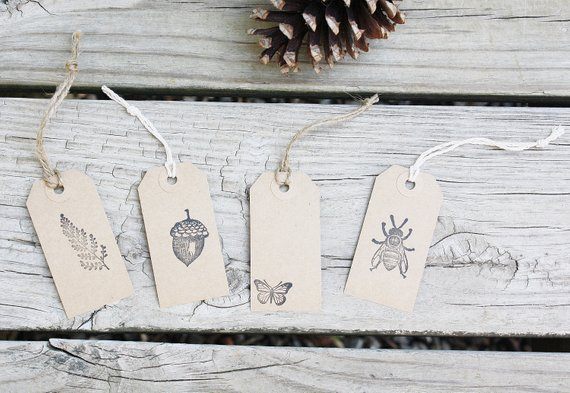 Nature Hang Tags