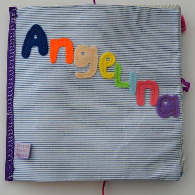 soft book книга для детей