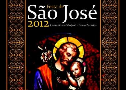 SÃO JOSÉ, rogai por nós!!!