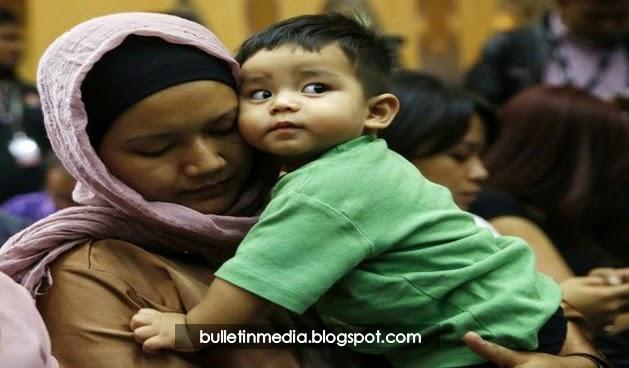 MH370: Status Kahwin Mangsa Agama Islam Tak Terbubar