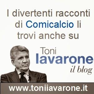Comicalcio è anche sul blog di Toni Iavarone