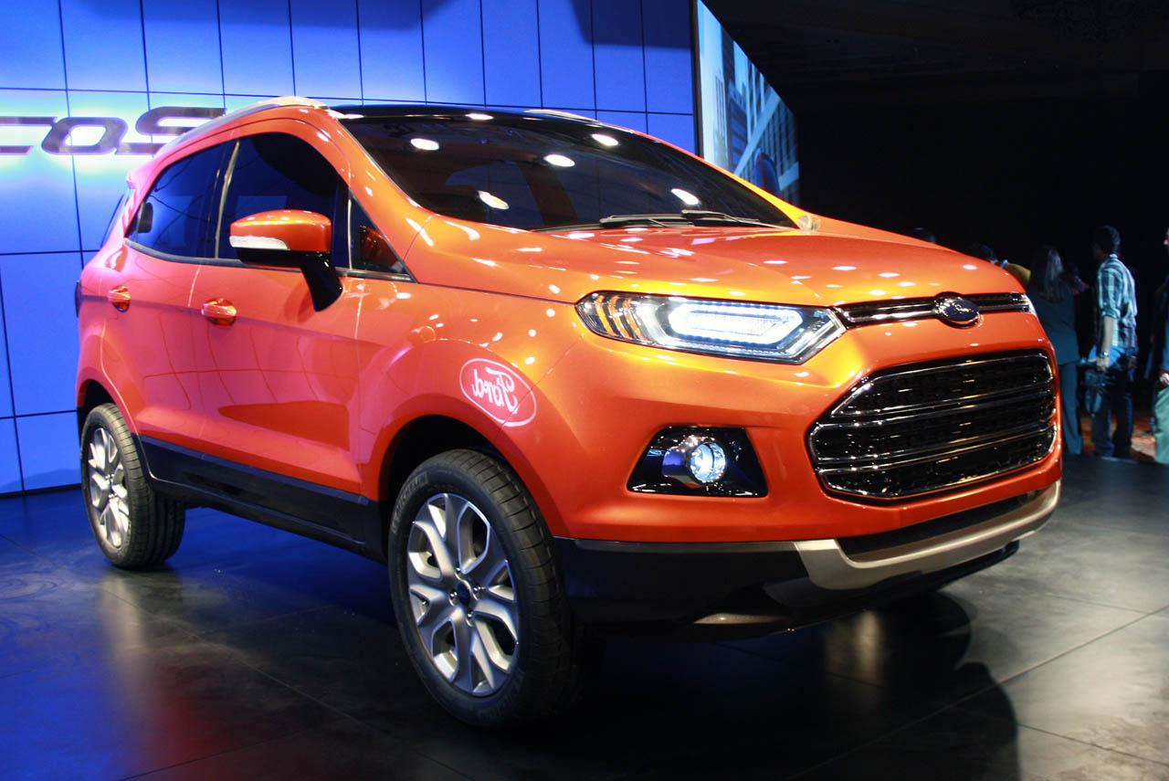Ford EcoSport 2013  AuTo CaR
