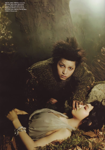 Review Film Korea A Werewolf Boy 2012 (Park Bo-young - Song Joong-ki)