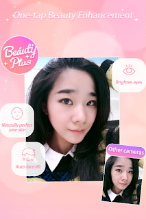 BeautyPlus - menghilangkan jerawat, memutihkan dan menghaluskan kulit