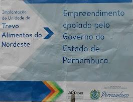 Implantação de Unidade da Trevo Alimentos em Brejão.