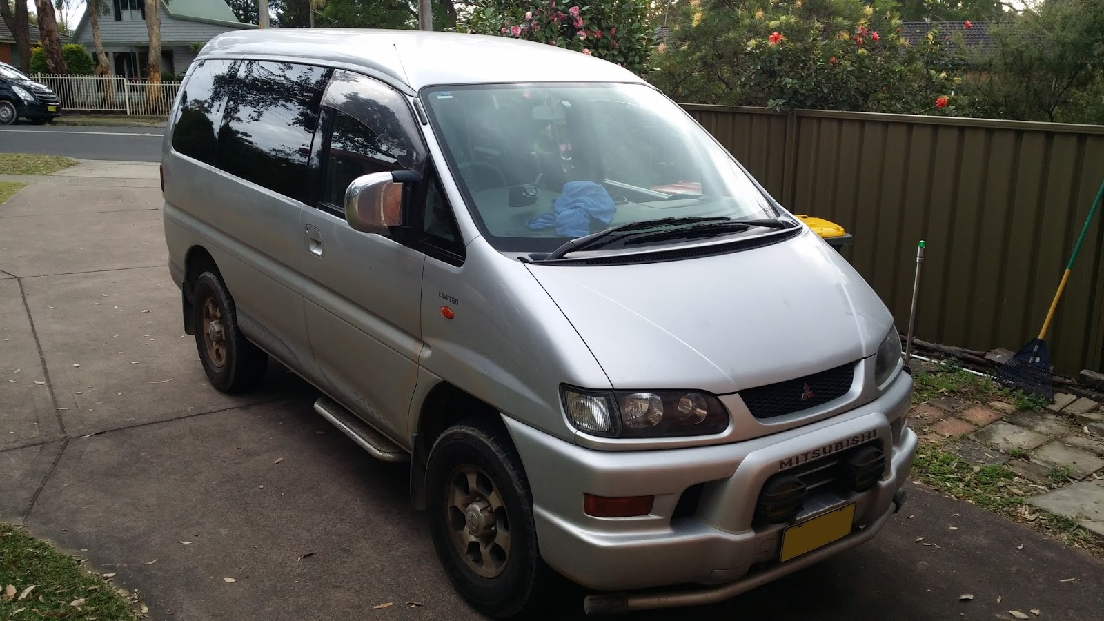 The Climbing Obscurist June 2015 Delica Central Locking Wiring Diagram Here She Is In All Her Soccer Mum Glory
