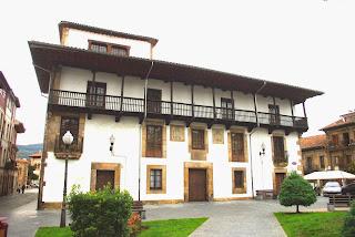 Villaviciosa, palacio de los Valdés