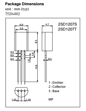 S8050 together with Npn Transistorp2n2222a 06a Ic 10vce as well lificador De 120 Watts Rms   Transistores  plementares in addition 4 Bit Counter Pin Diagram furthermore 3 Channel Audio Mixer Circuit. on transistor pinout