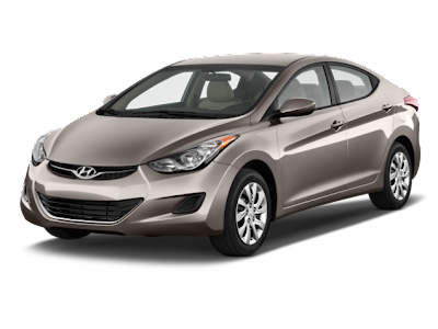 2012 Hyundai Elantra Owners Manual