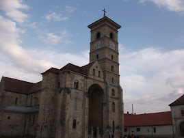 Catedrala catolică din Alba Iulia, 4.04.2012...