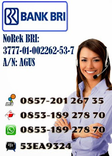 Rek Bank dan customer info