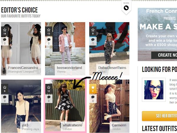 WIWT.com Editors Choice Feature!