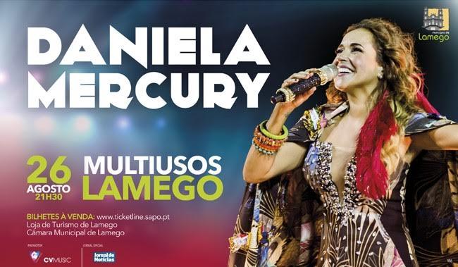 Compre já o seu bilhete para o espetáculo de uma das melhores artistas brasileiras!