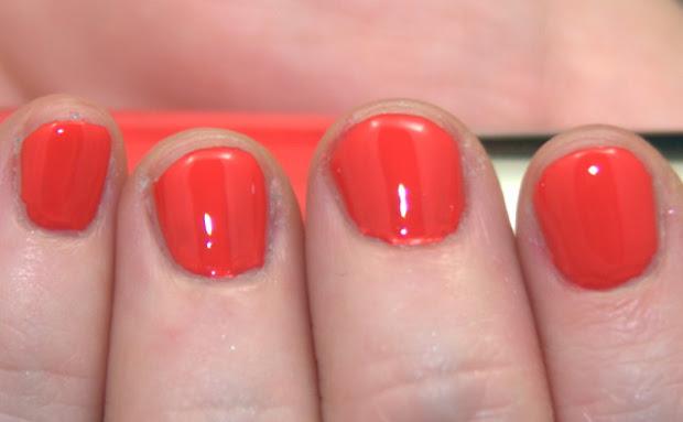 clinique nail enamel