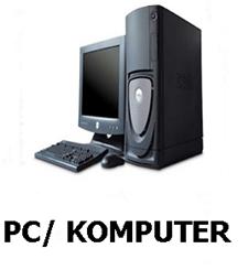 Gambar 1 . PC/ Komputer