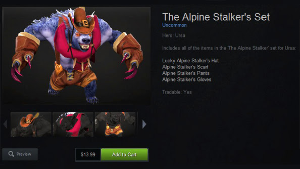 Dota2niSylver Dota 2 Expensive Items