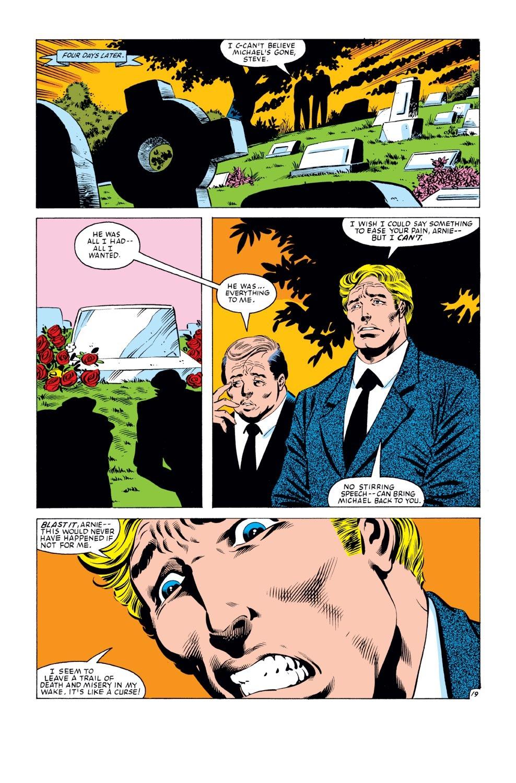 Captain America (1968) Issue #279 #195 - English 20