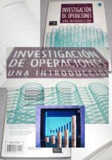 Investigación de operaciones   -Ingeniería Industrial-