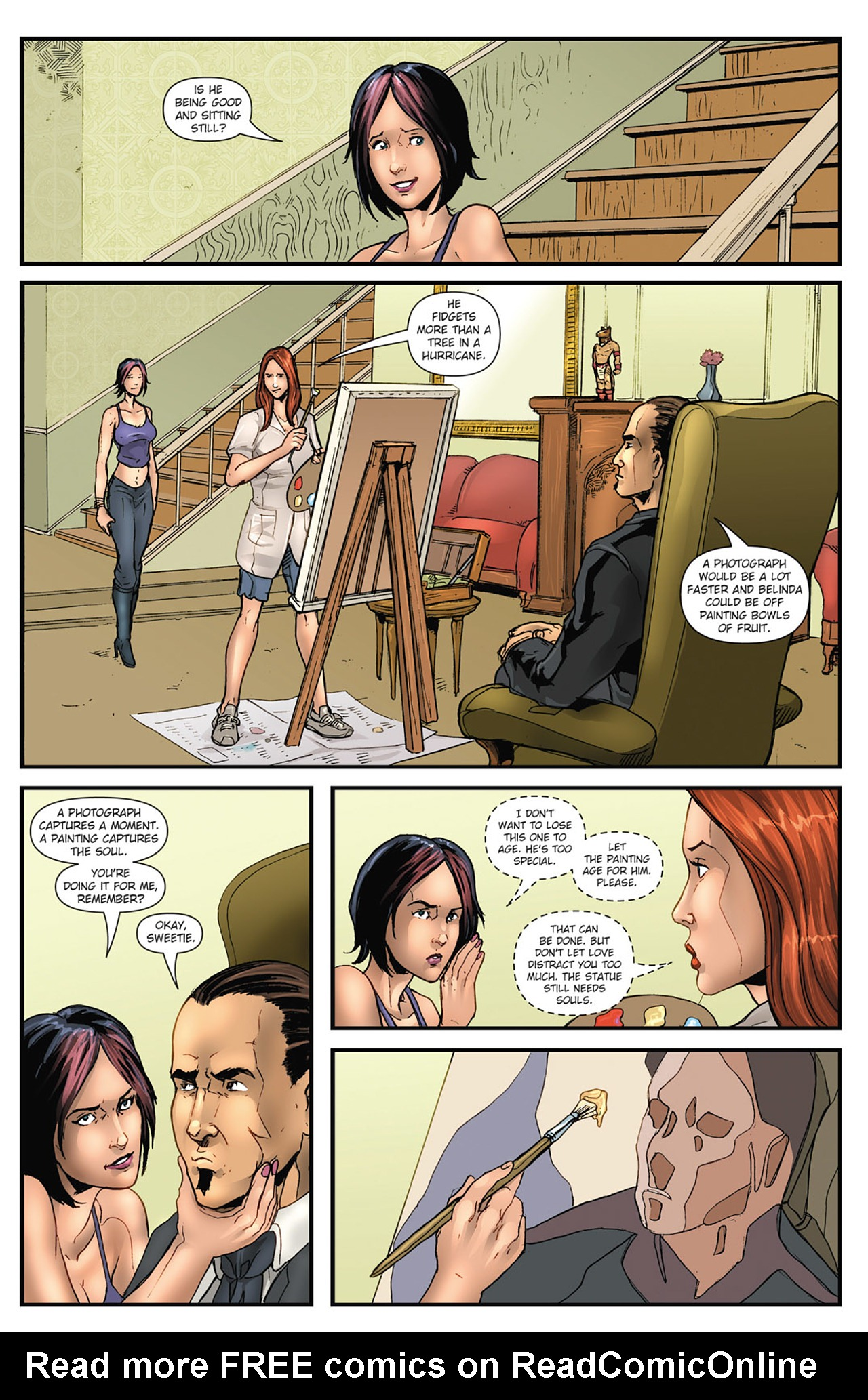 Grimm Fairy Tales (2005) Issue #35 #38 - English 4