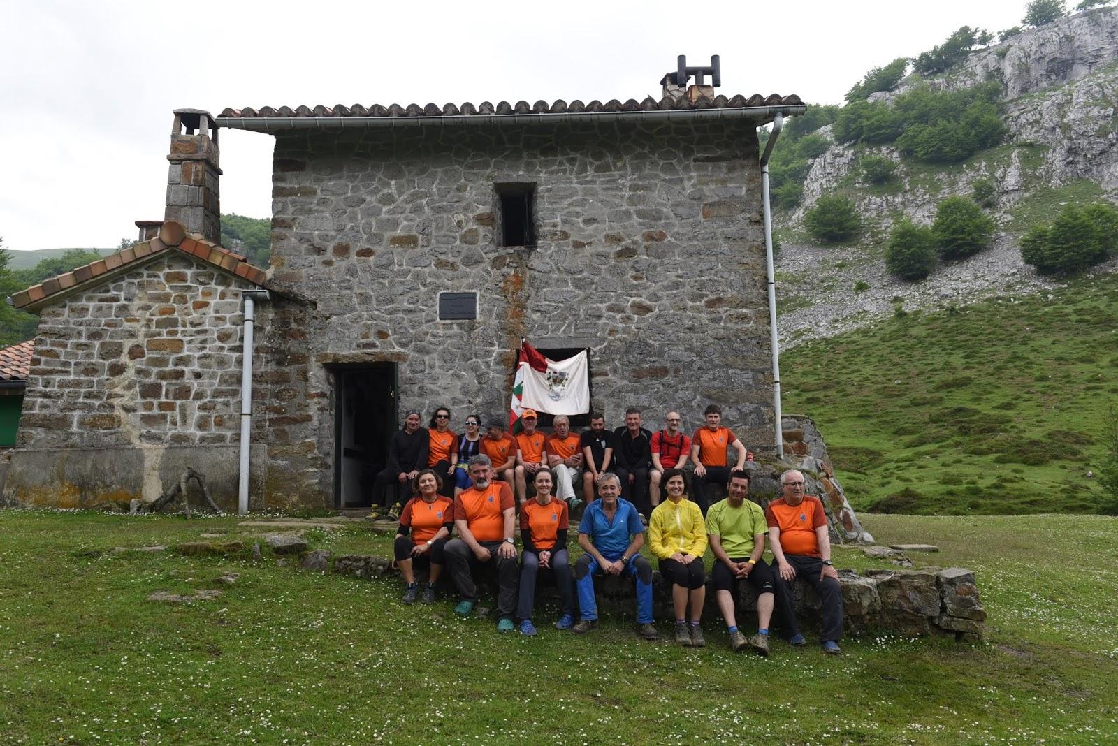 Refugio Luis de Abendaño (Gorbea)