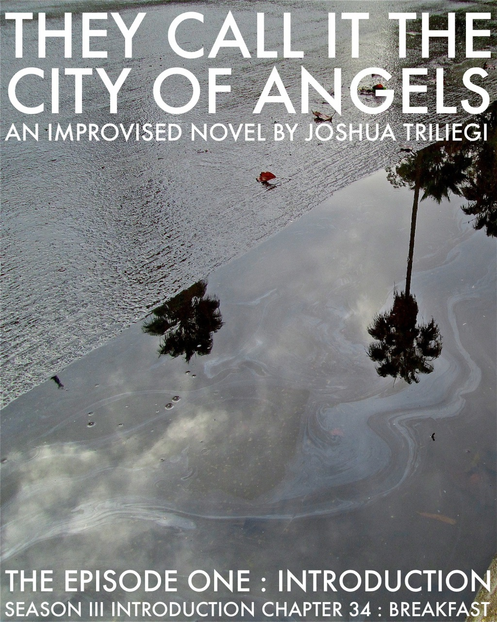 "READ EPISODE ONE:""THEY CALL IT THE CITY OF ANGELS""  - A NOVEL"